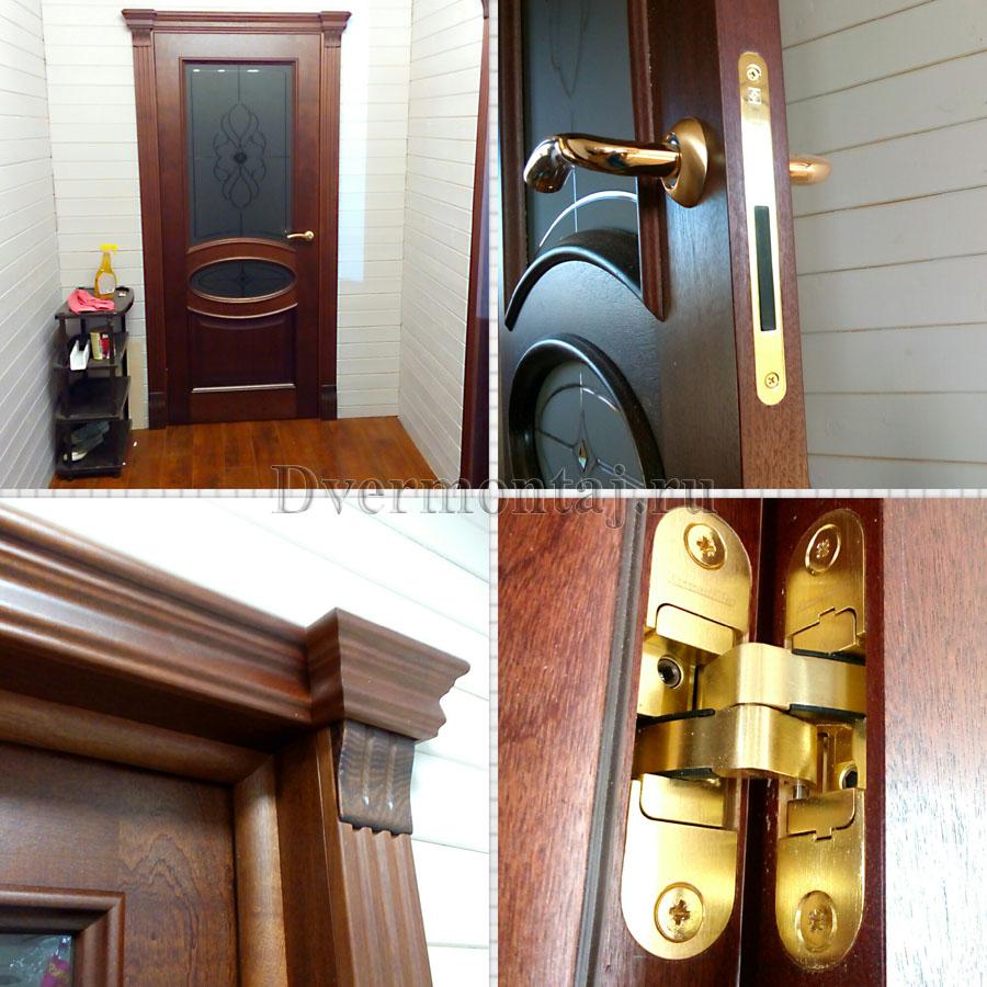 Монтаж дверей в Домодедово