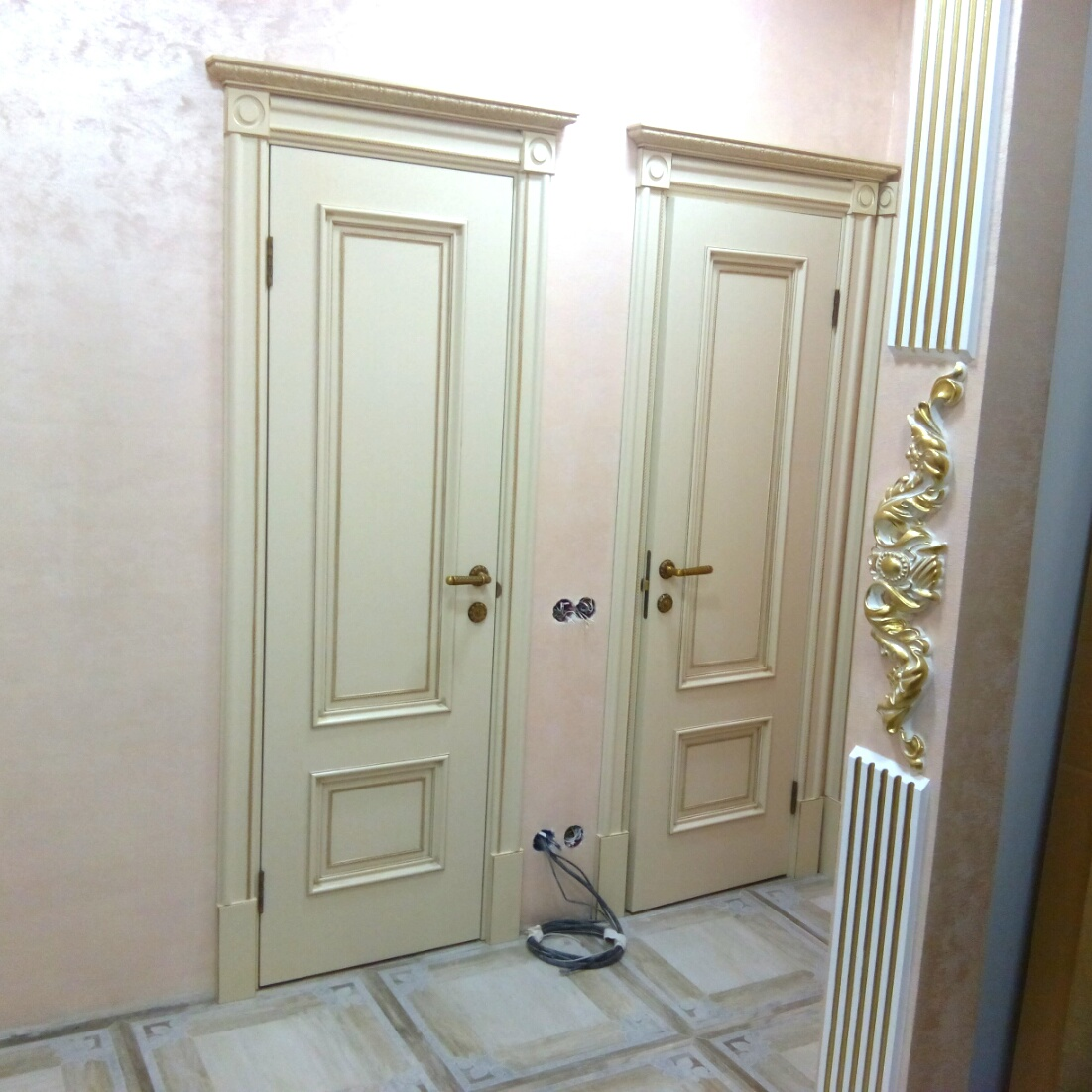 Установка межкомнатных дверей в Химках