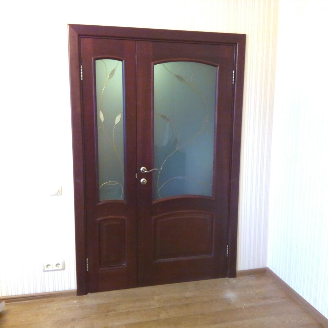 сколько стоит железная дверь с установкой в раменском