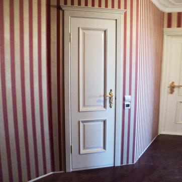 Установка межкомнатных дверей в Жуковском